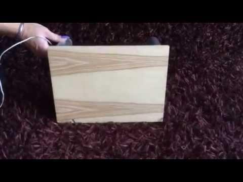 Illuminate your wood