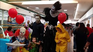 Spirit Halloween | Monster Con 2018 | Halloween Party Wonderland of the Americas Mall