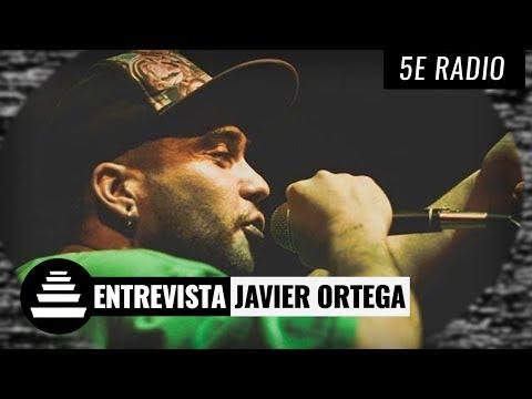 JAVIER ORTEGA aka ASTERISCO / Entrevista Completa - El Quinto Escalon Radio (11/5/17)