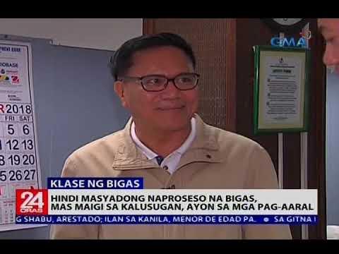 Mga brand sa bigas, ipagbabawal na simula sa Nobyembre; pagpipiliang bigas, gagawing apat na lang thumbnail