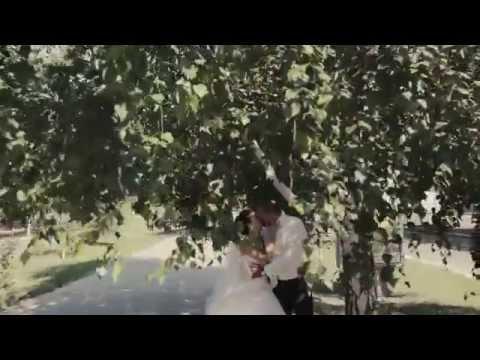Максим и Валерия  25.07.2015 (монтаж в день свадьбы)
