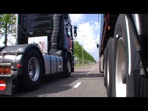 Volvo Trucks F12 en F16 nostalgie