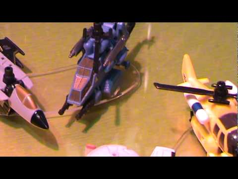 Transformers Power Core Combiners Part 2 - Toy Fair 2010