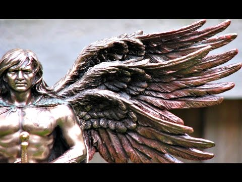 Six Winged Guardian Angel with Serpent Veronese Collection Bronze Statue & what it is worth