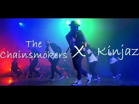 The Chainsmokers | Beach House | Choreography | Kinjaz 2018 | DesiUrban Edits