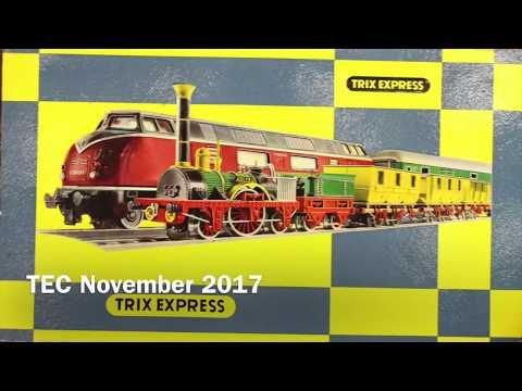 TEC Trix Express Clubdag De Bilt November 2017