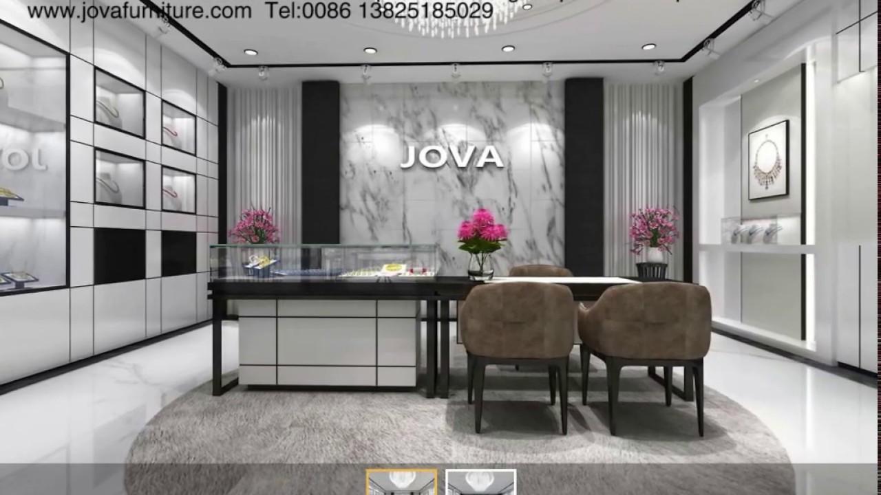 Jewelry Store Interior Design Custom Store Showcase Youtube