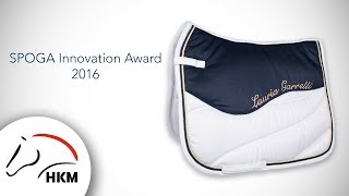 HKM-Schabracke nominiert für den Spoga Innovation Award 2016 | HKM Sports Equipment