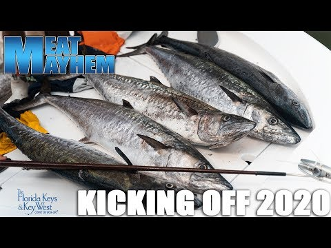 2020 Offshore Kingfish Tournament Fishing Kickoff Video  | Meat Mayhem Tournaments