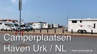 Stellplatz Urk - NL / womoclick