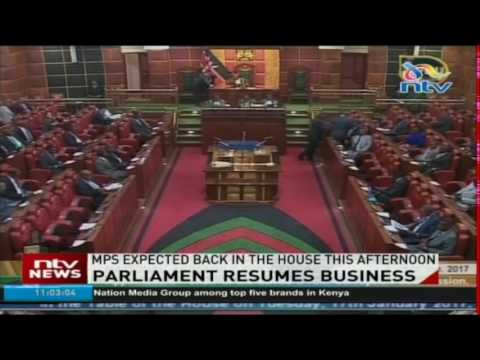 National Assembly resumes final session of 11th Parliament