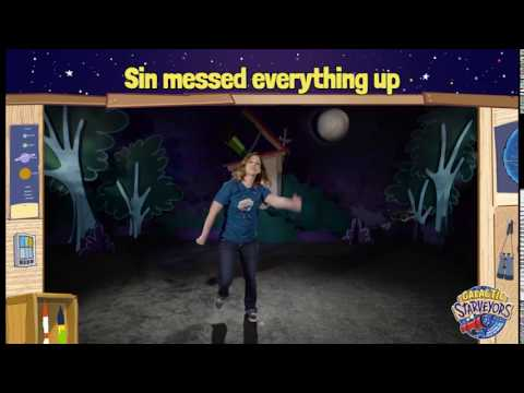 Sin Messed Everything Up, with music, VBS 2017