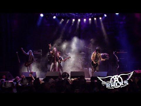 Amazing (Aerosmith cover) - Aerosmith Rocks tribute band