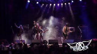 "Aerosmith Rocks tribute band performs the Aerosmith classic, ""Amazi..."