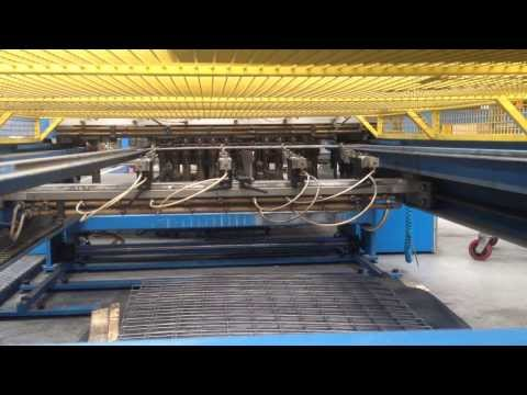 Steel Wire Mesh manufacture by Automatic Wire in Revesby NSW Australia