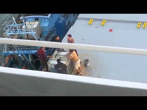 Illegal bunkering Of HARMONY M ship by