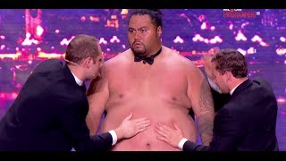 Tummy Talk Drum - France's Got Talent 2013 audition - Week 2