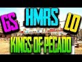LIGHTS OUT vs GANKSTARS vs HMRS | KINGS OF PECADO?! in PUBG Mobile