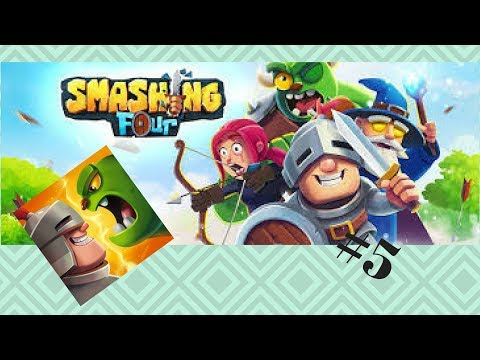 Smashing Four #5 - Konečně lepší orb a bitvy v továrně