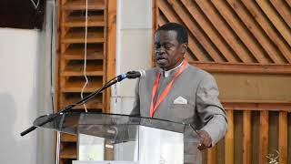 Gambar cover Bwisa captures PLO Lumumba  telling Africa to wake up