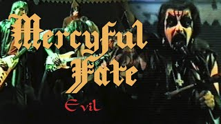 Mercyful Fate – Evil (OFFICIAL VIDEO)