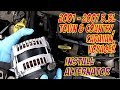 Install Alternator Dodge Caravan, Town and Country, Voyager 3.3L