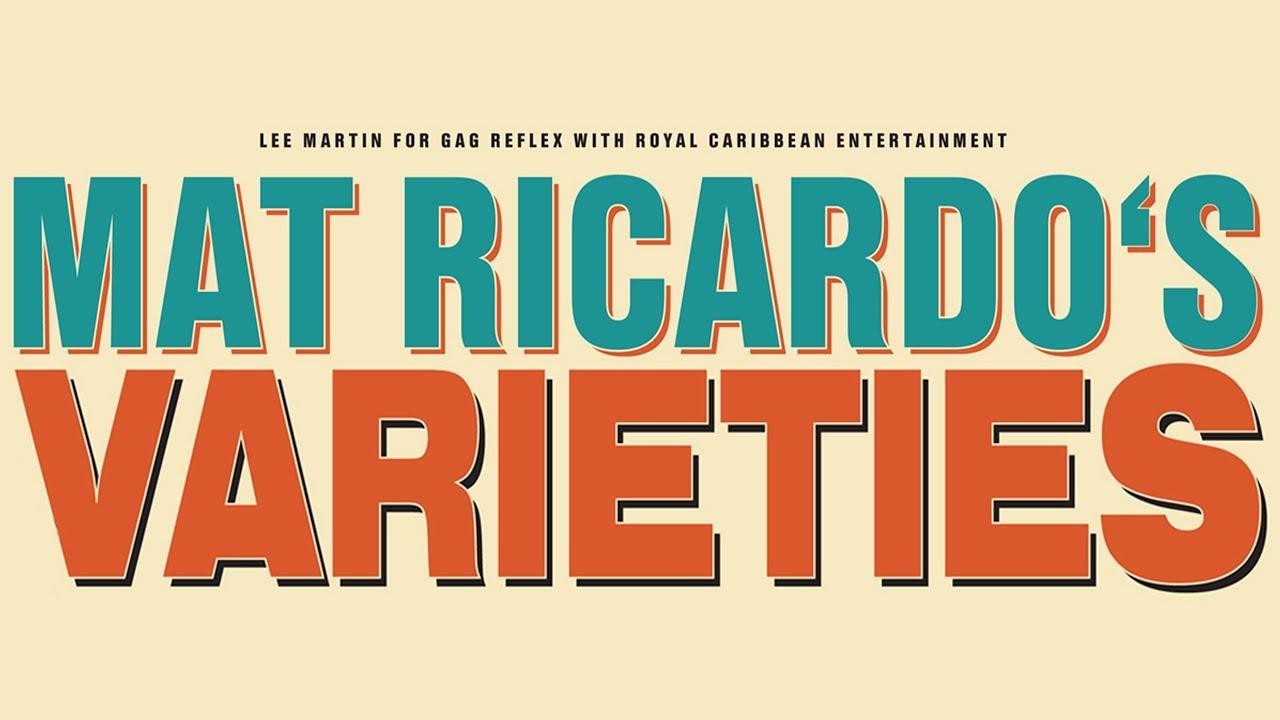 Blog — Mat Ricardo