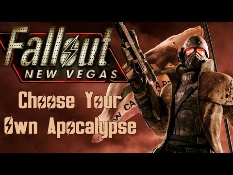 Fallout: New Vegas has been made into a choose-your-own-adventure YouTube series
