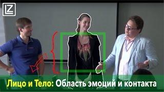 Лицо и Тело человека - Область эмоций и контакта - Интегральное л Физиогномика - Леонид Золин