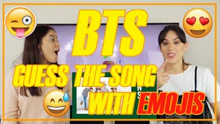 BTS - GUESS THE SONG BY EMOJIS