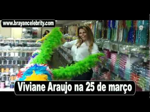 Viviane Araujo na 25 de Março - BCTV.mpg