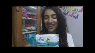 REVIEW : Kara facial wipes n Teen Teen makeup removing wipes!!
