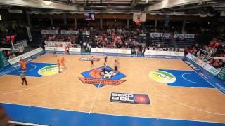 16.02.2013 Timelapse-Fotografie MBC vs. EWE Baskets Oldenburg