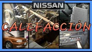 Calefacción Nissan Tsuru, Sentra
