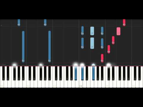 Blackbear ft Gucci Mane - Do Re Mi (Piano Tutorial)