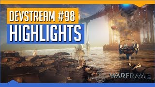 Warframe   Devstream 98 Highlights Reel (Plains of Eidolon Gameplay)