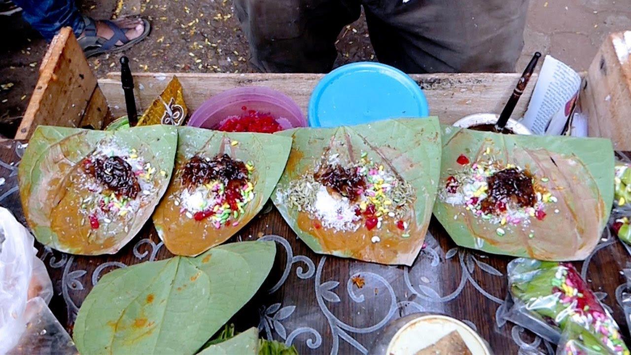 SWEET PAN - INDIAN PAN MASALA || KIKTV Network || Indian Street Food
