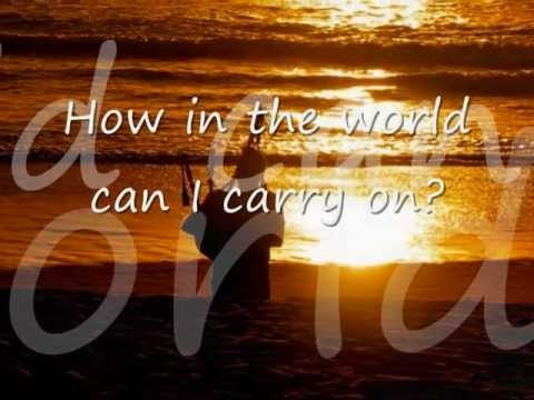 I'd Give You Anything by Rodway...with Lyrics