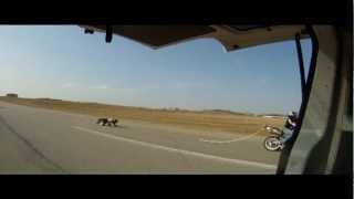 Jak se testují v motocentru BIKE4EVER kombinézy od L2R