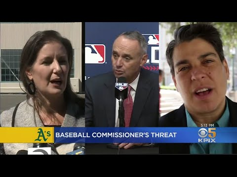 The Sana G Morning Show - Oakland Could Lose A's to Las Vegas if They Don't Get Their Sh*t Together!