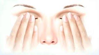 Как правильно делать пальминг для глаз. Видео урок