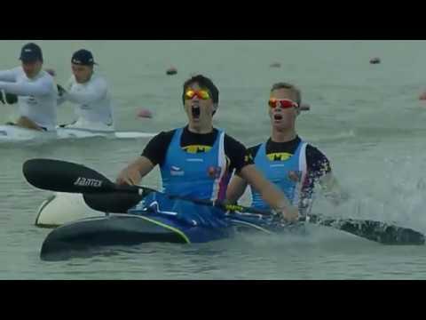 Olympic Hopes 2016 K2 500 final