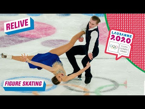 RELIVE - Figure Skating - Rhythm Dance - Ice Dance - Day 2 | Lausanne 2020