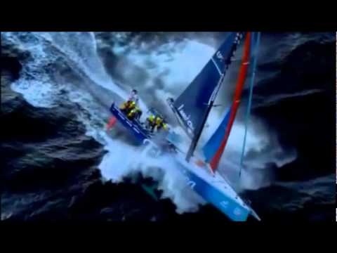 Volvo Ocean Race Boats Trailer YouTube - 12 extreme ocean adventures
