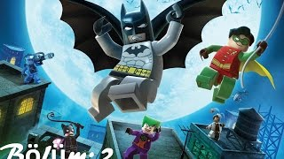 LEGO:Batman 3 Beyond Gotham City Bölüm 2 -Evil Batman!!!-