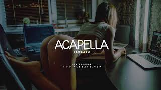 Acapella - Pista Instrumental Trap Romántico | Beat Trap R&B Emotional  | Prod. MProduciendo