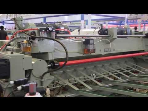 2015 Shanghai Woodworking Machinery Exhibition