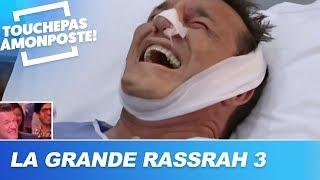 La Grande Rassrah 3 : Benjamin Castaldi piège sa femme et son père