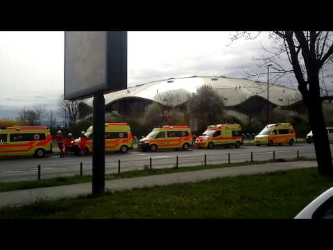 UKC Ljubljana Ambulances