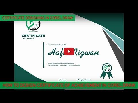 How to Design Certificate of Appreciation